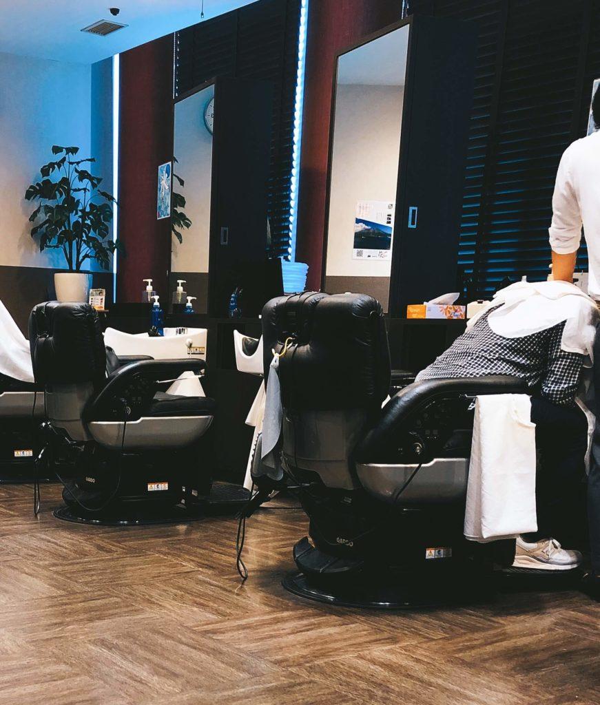 男流散髪屋のおすすめポイント