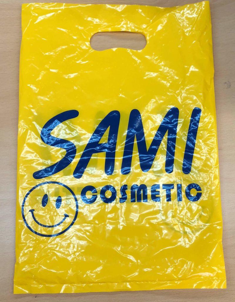 SAMIのお店自体はそんなに大きくない