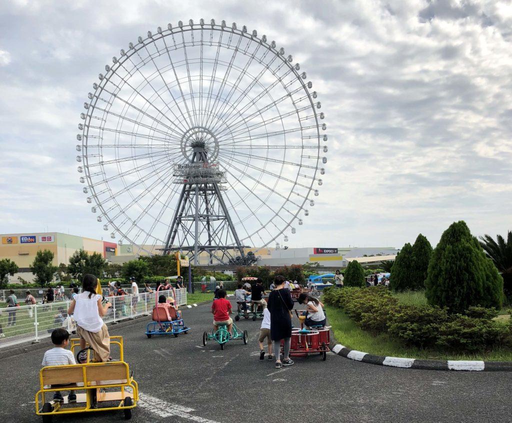 万博記念公園の遊び方