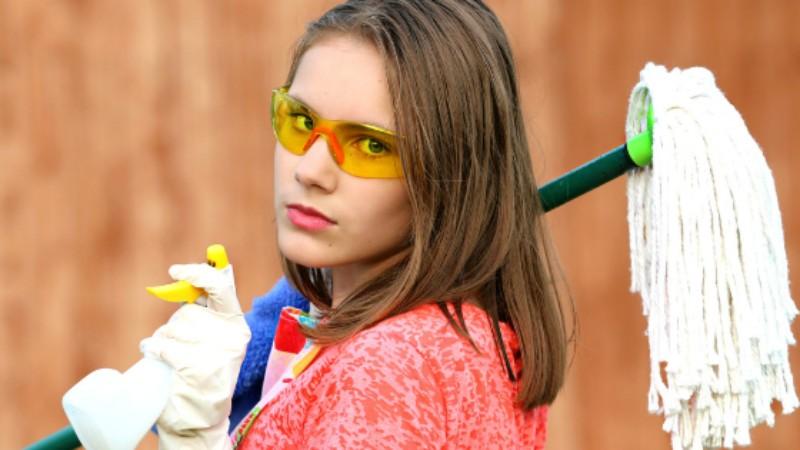 ジョイントマット|数か月に一度の掃除がめんどくさい