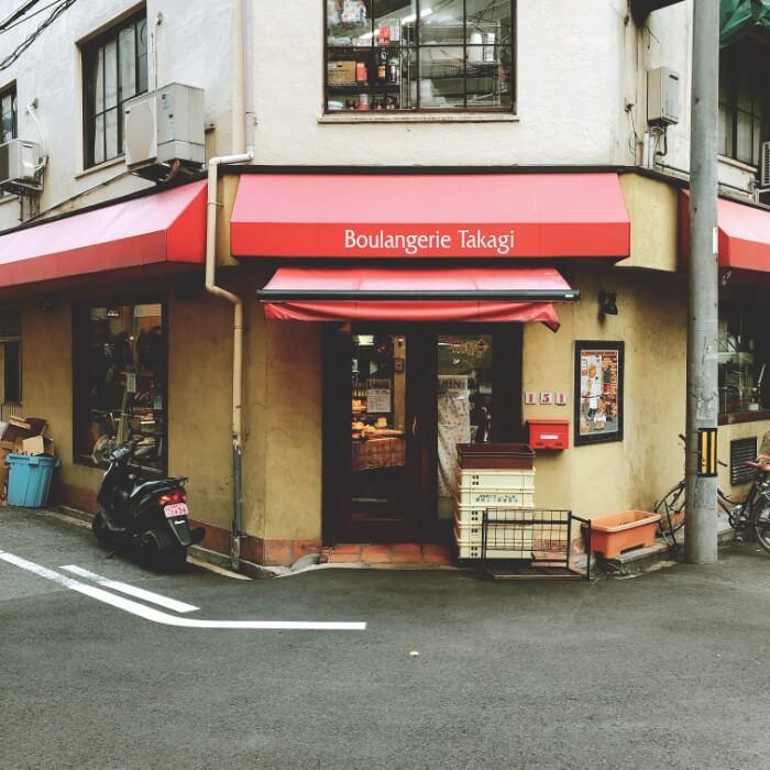 【ブランジェリータカギ】大阪肥後橋にある種類豊富な人気パン屋さん