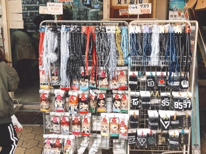 韓流ショップJoona(ジュナ)で何が売っているの?
