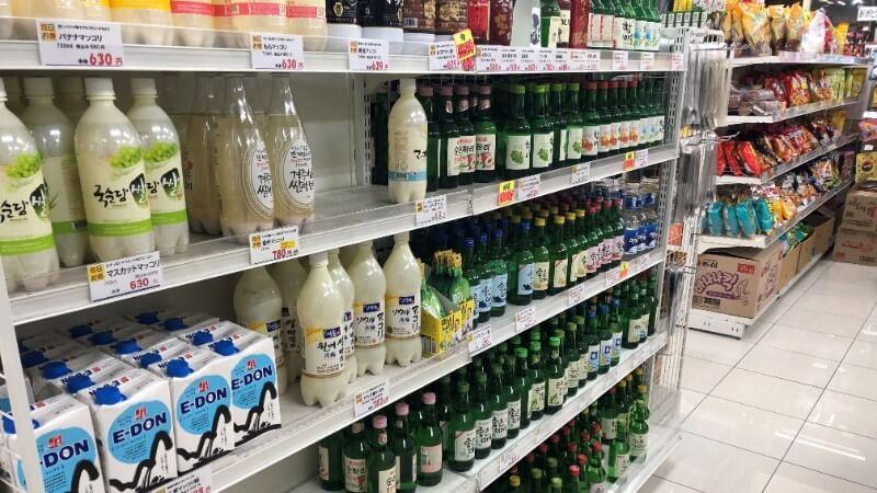 キムチランド|韓国食品のお土産って、何を売ってる?