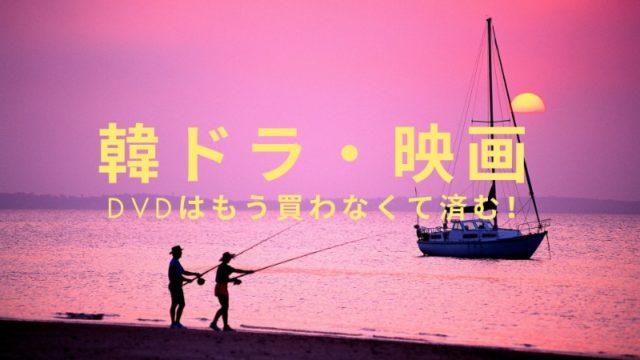 U-NEXT|鶴橋コリアタウンで「韓ドラDVD」を買わなくていい理由!
