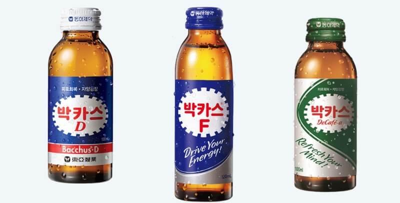 【バッカス】鶴橋コリアタウンで疲れたら、韓国でロングセラーの栄養ドリンクで休憩しよう!