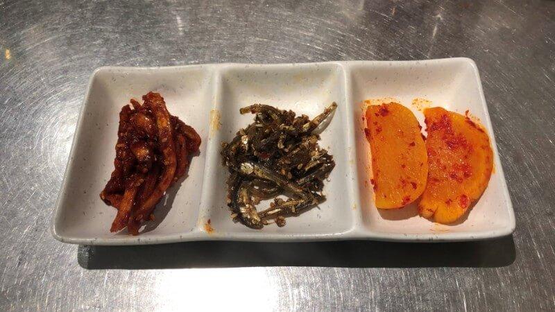 金杏奈の手作りキムチ|スンドゥブ定食
