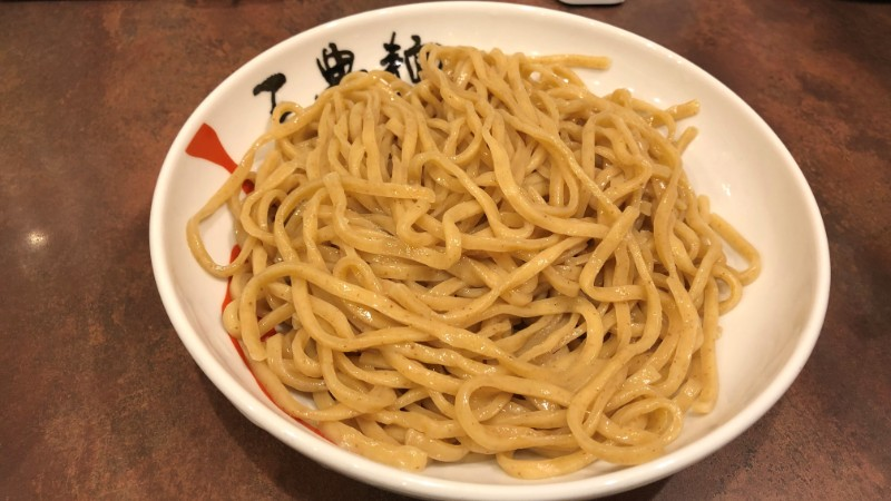 三豊麺日本橋のメニュー
