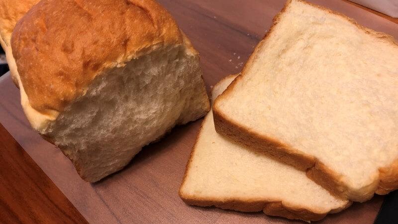 レブレッソの食パンを食べてみました