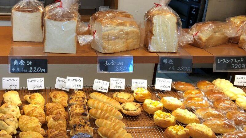 【パンの森】鶴橋駅からすぐ行ける、パンの種類が豊富なお店