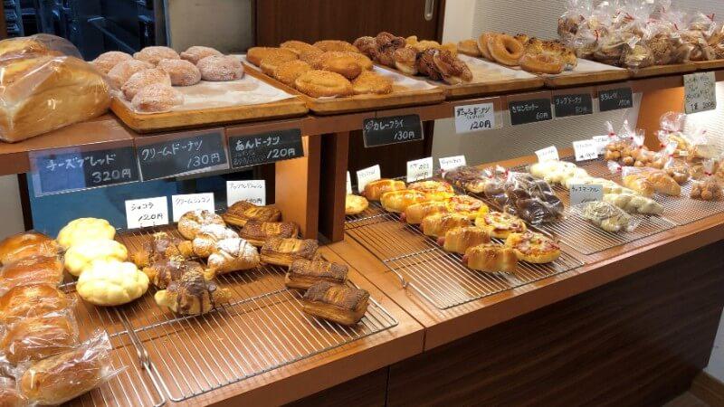 「パンの森」にはどんなパンが売ってるの?