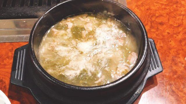 韓国料理のシレギスープってなんなの?どこで食べれるの?