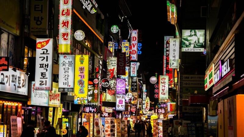 韓国旅行の夜遊びって何だろう?