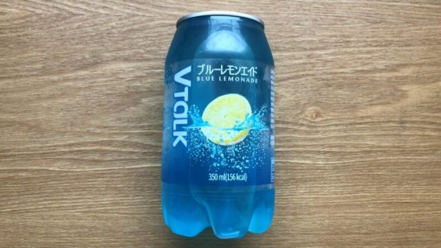 VTALK(ブイトーク)レモンエイド|透ける容器がステキな飲み物!