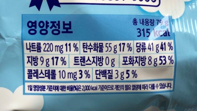 ばらまき土産にちょうどいい韓国「ふわふわマランカウ」の商品情報