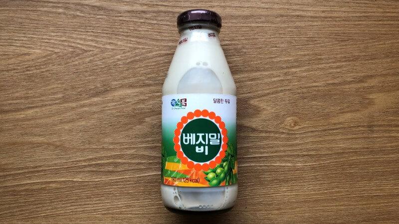 韓国豆乳飲料ベジミルBはどこに売っている?
