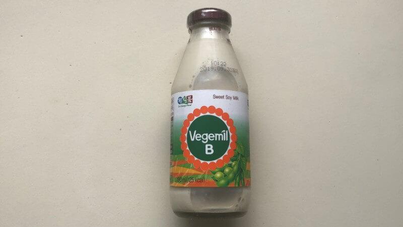 ベジミルB|韓国で必ず飲む豆乳飲料!甘めが好きならBがおすすめ♪