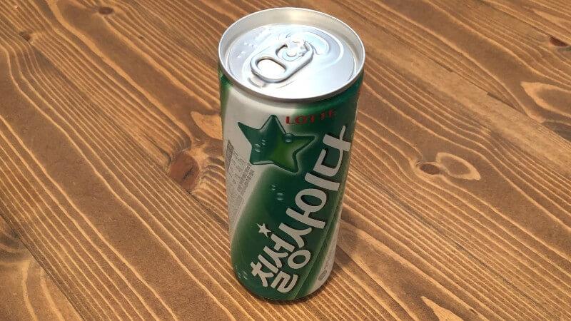 韓国チルソンサイダーとはどんな飲み物