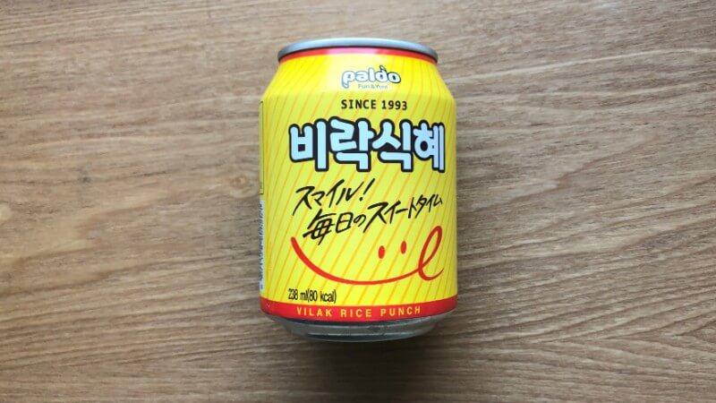 シッケって何?|韓国の伝統的な発酵飲料みたいだけど味はオイシイ?