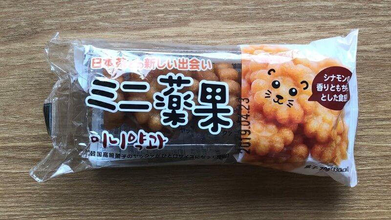 薬菓(ヤックァ)とはどんな味?
