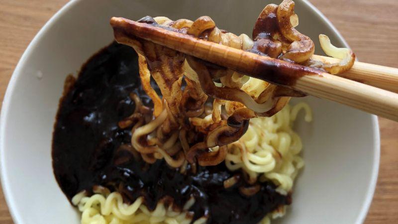 一品チャジャン麺の作り方