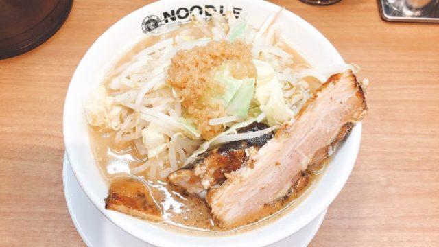 NOODLE FACTORY AIM|鶴橋にできた二郎系ラーメン