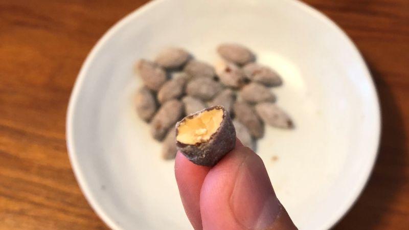 韓国ピーチアーモンドの味