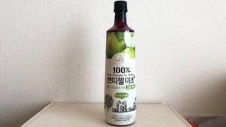 美酢(ミチョ)|韓国の飲むお酢っておいしいの?割り方が独特です。