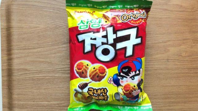 三養チャング|シナモン好きな方へオススメしたい韓国スナック菓子!