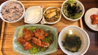 茶母(TAMO)カフェ鶴橋別館|韓国料理とスイーツが楽しめるお店