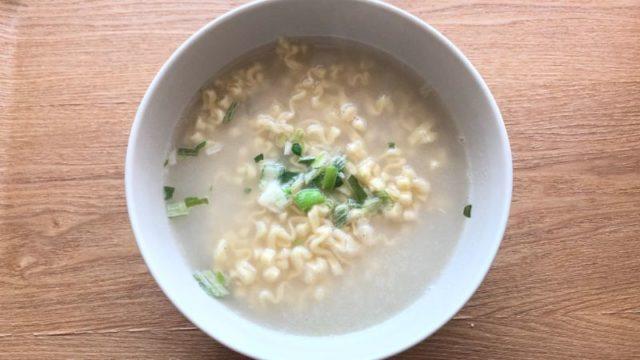 コムタンカルグクス|辛くない優しい味の韓国インスタント麺ならこれ