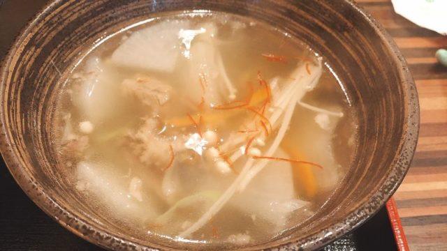 しっぽ|黒毛和牛のテールスープがウマイ!韓国のスープ・チゲ料理屋さん