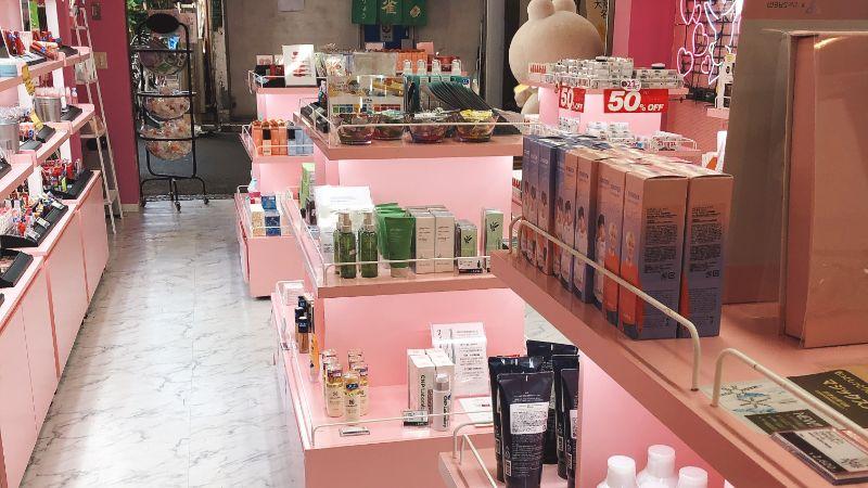 sudii(スディ)大阪の店内の様子