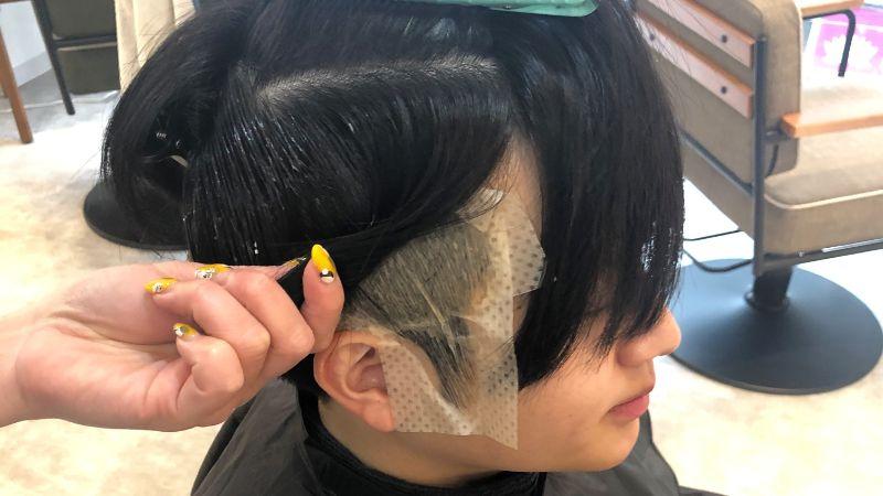 韓国スタイルが得意なHEAL HAIR(ヒールヘア)堀江店を体験!
